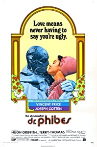 The Abominable Dr. Phibes UK