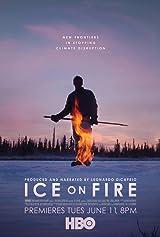 ice on fire,燃燒的冰層