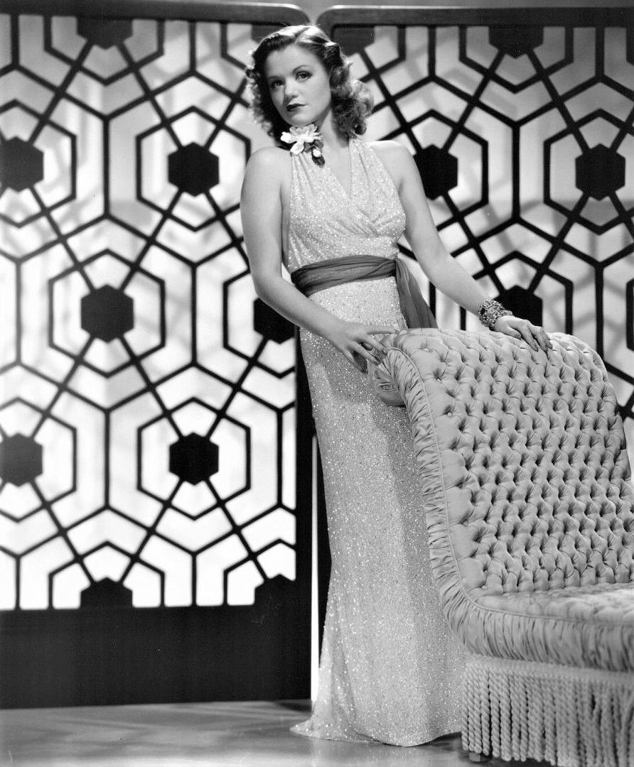 Simone Simon in Josette (1938)