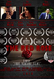 The Red Rose Poster