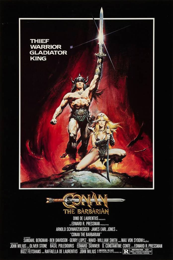 Conan The Barbarian 1982 Imdb