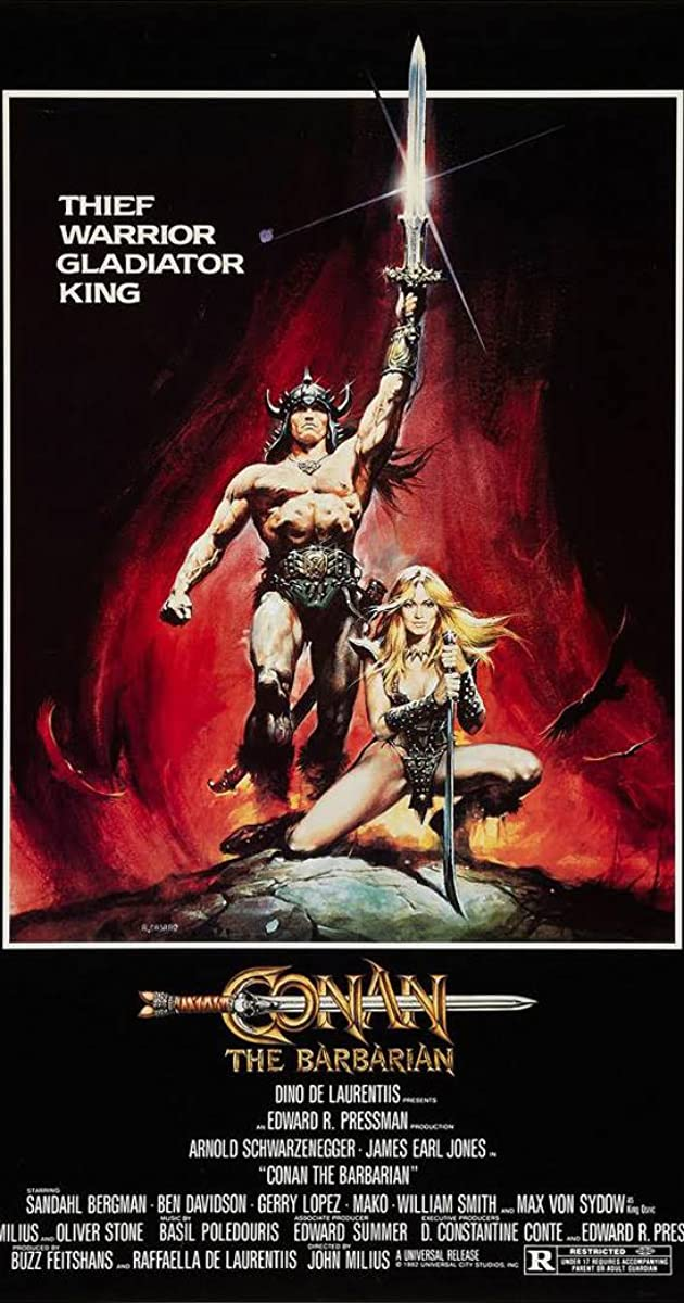 Image result for Conan the Barbarian