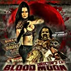 Blood Moon Rising Poster Art featuring Laurie Love