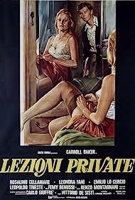 Carroll Baker in Lezioni private (1975)