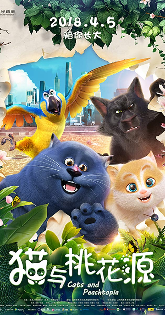 watch cats and peachtopia  2018  online movie free