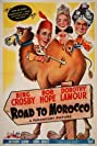 Road to Morocco (1942) Poster
