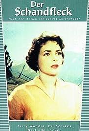 Der Schandfleck Poster
