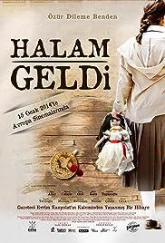 Halam Geldi Poster