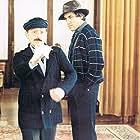 Adriano Celentano and Pippo Santonastaso in Asso (1981)