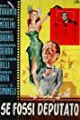 Se fossi deputato (1949) Poster