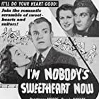 Lewis Howard, Constance Moore, Dennis O'Keefe, and Helen Parrish in I'm Nobody's Sweetheart Now (1940)