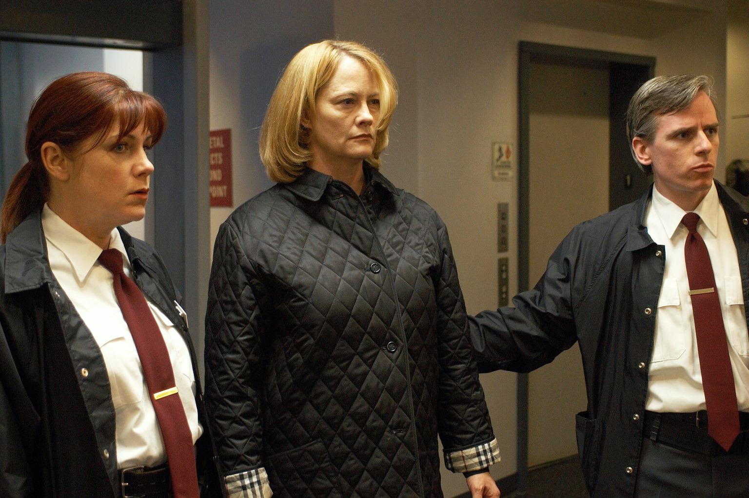 Cybill Shepherd in Martha Behind Bars (2005)