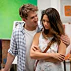HaiHa Le and Hugh Sheridan in Back to the Rafters (2021)