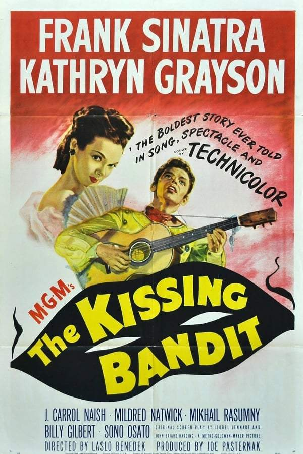 The Kissing Bandit (1948)