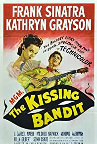 Primary photo for The Kissing Bandit