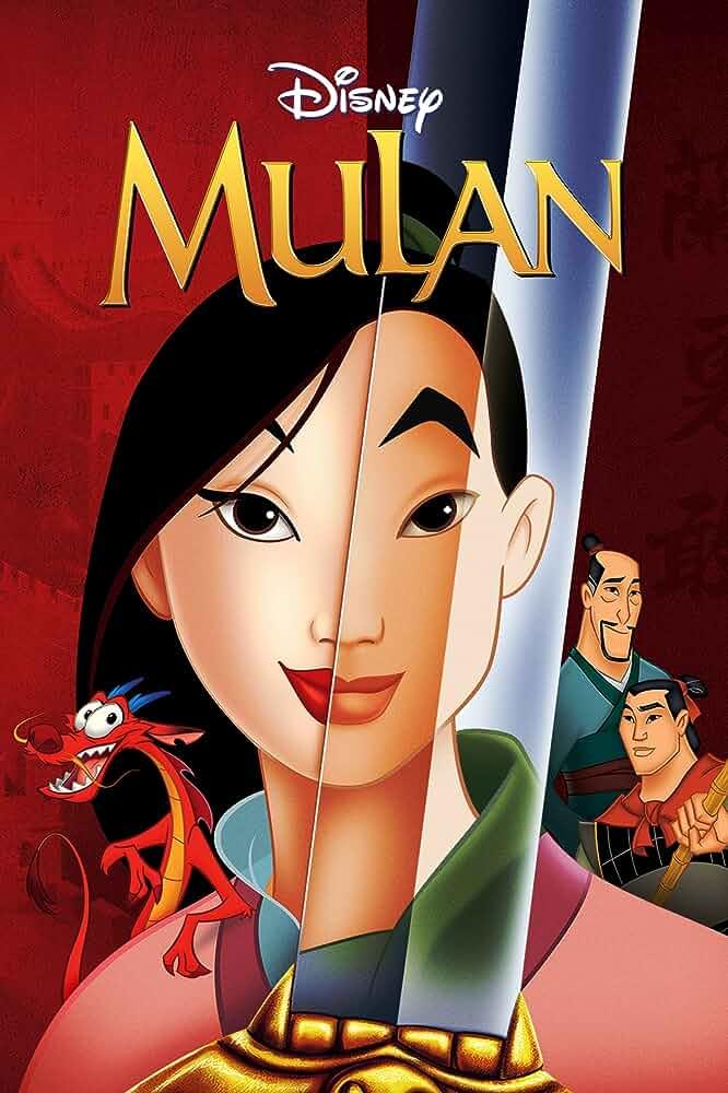 Mulan (1998) Hindi Dubbed
