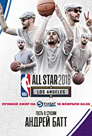 NBA All Star Game 2018 Poster