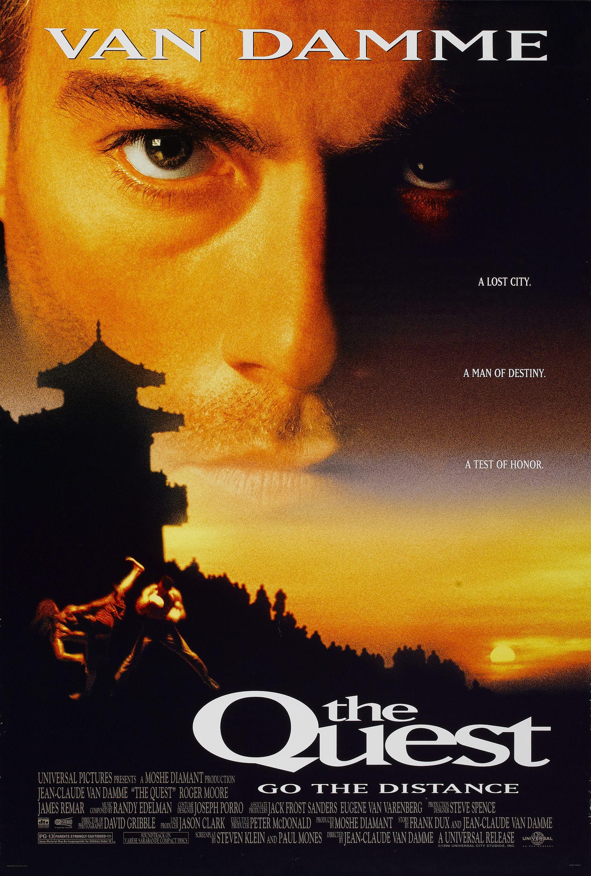 NUOTYKIŲ IEŠKOTOJAS (1996) / THE QUEST
