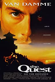Jean-Claude Van Damme in The Quest (1996)