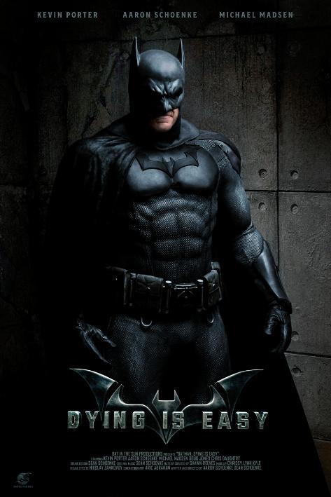 دانلود زیرنویس فارسی فیلم Batman: Dying Is Easy