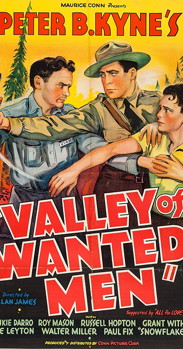 Valley of Wanted Men (1935) - IMDb