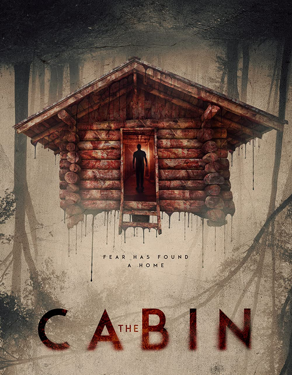 The Cabin (2018) ORG Hindi Dual Audio 480p HDRip x264 ESubs 300MB