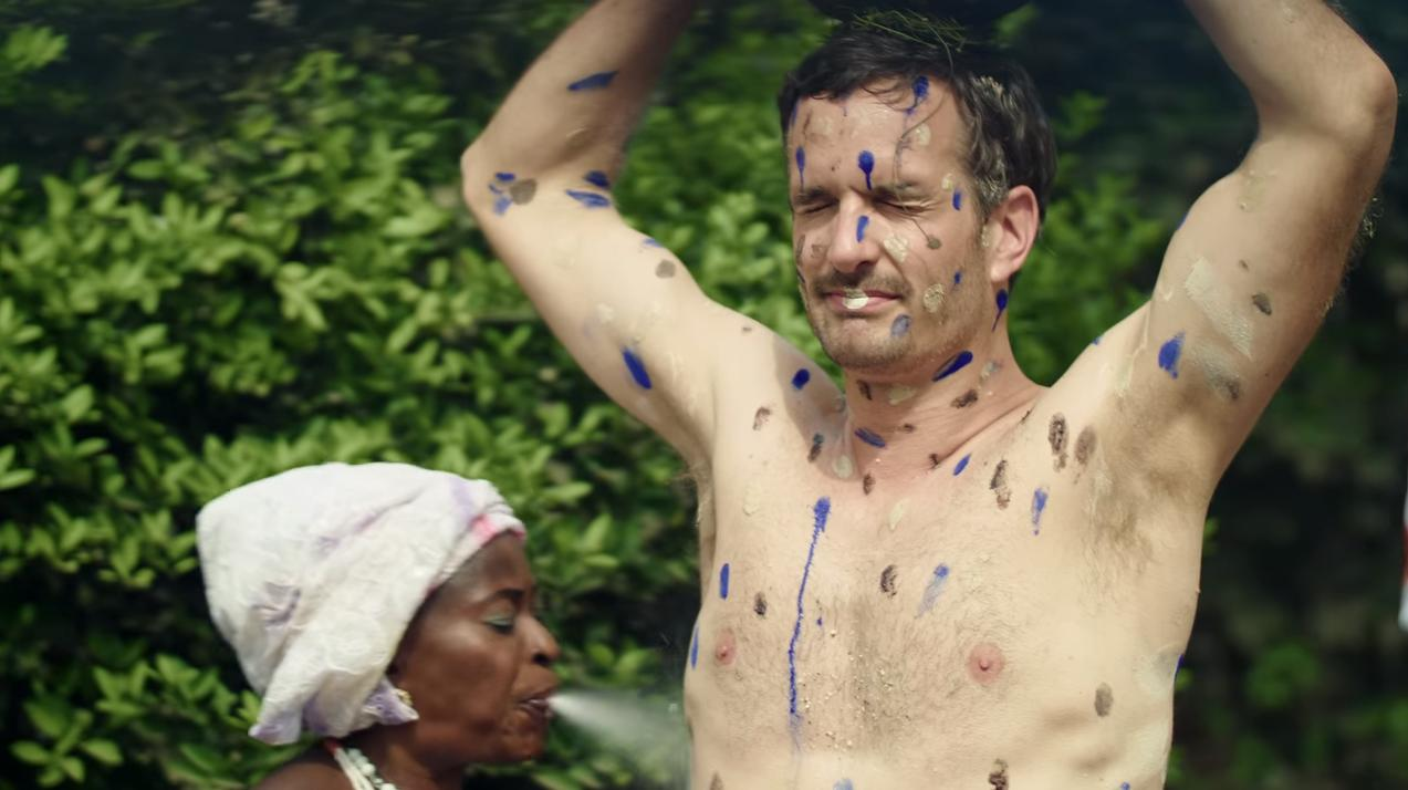 David Farrier in Dark Tourist (2018)