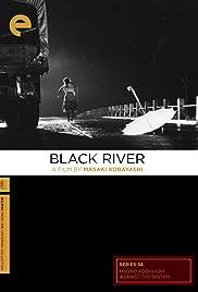 Black River(1957) Poster - Movie Forum, Cast, Reviews