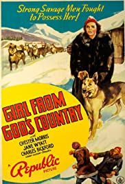 Girl from God's Country Poster