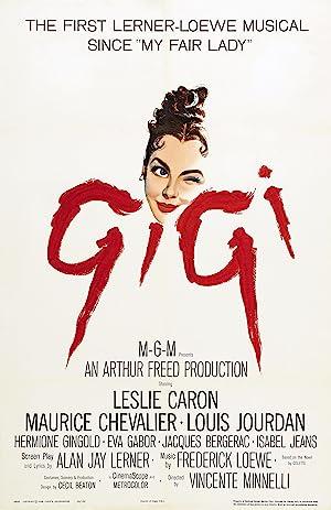 Gigi Poster Image