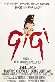 Gigi (1958) Poster - Movie Forum, Cast, Reviews