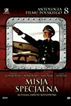 Misja specjalna (1987) Poster
