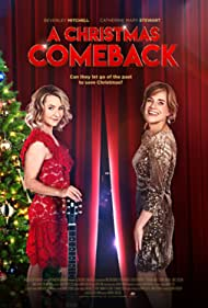 Beverley Mitchell and Catherine Mary Stewart in Rock and Roll Christmas (2019)