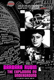 Barbara Rubin and the Exploding NY Underground Poster