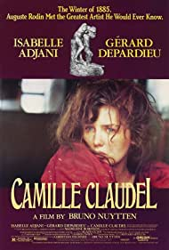 Isabelle Adjani in Camille Claudel (1988)