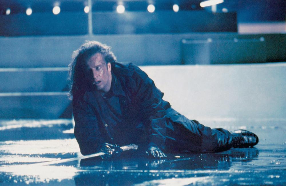 Christopher Lambert in Highlander II: The Quickening (1991)