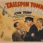 Marjorie Reynolds, Bryant Washburn, and John Trent in Sky Patrol (1939)