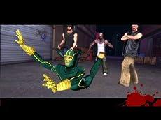 Kick-Ass: The Video Game (VG)