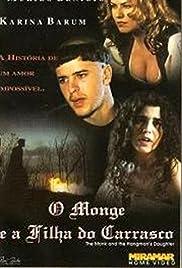 O Monge e a Filha do Carrasco Poster
