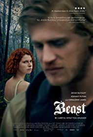 Johnny Flynn and Jessie Buckley in Beast (2017)