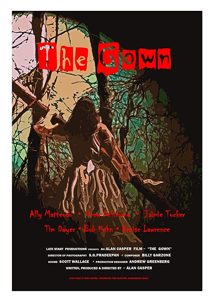 The Gown 2018 English Movie 300MB HDRip Download