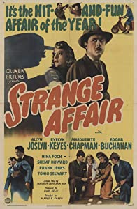 French movies downloads free Strange Affair USA [movie]