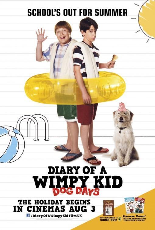 Diary Of A Wimpy Kid Dog Days 2012 Imdb