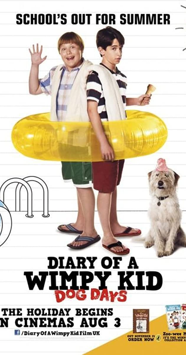Diary Of A Wimpy Kid Dog Days Gomovies