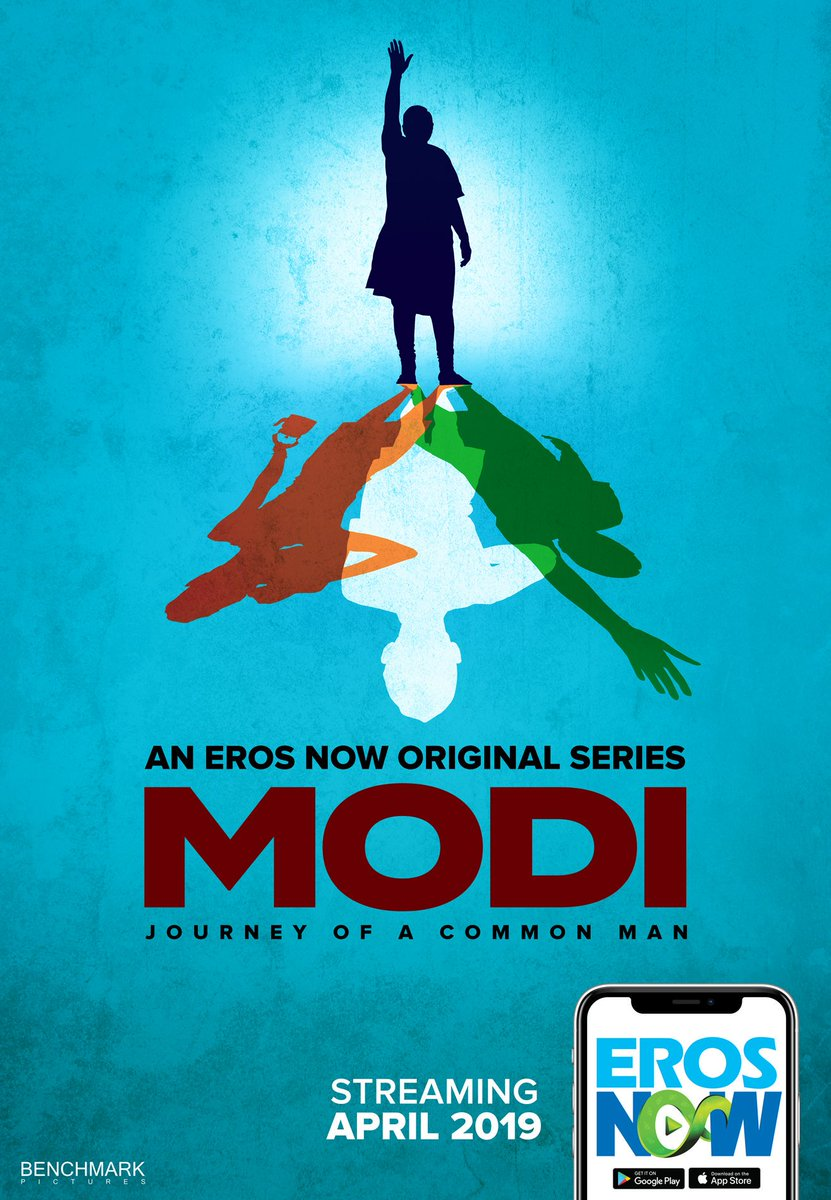 Modi Journey Common Man (2020) Hindi Season Complete 800MB HDRip 480p x264
