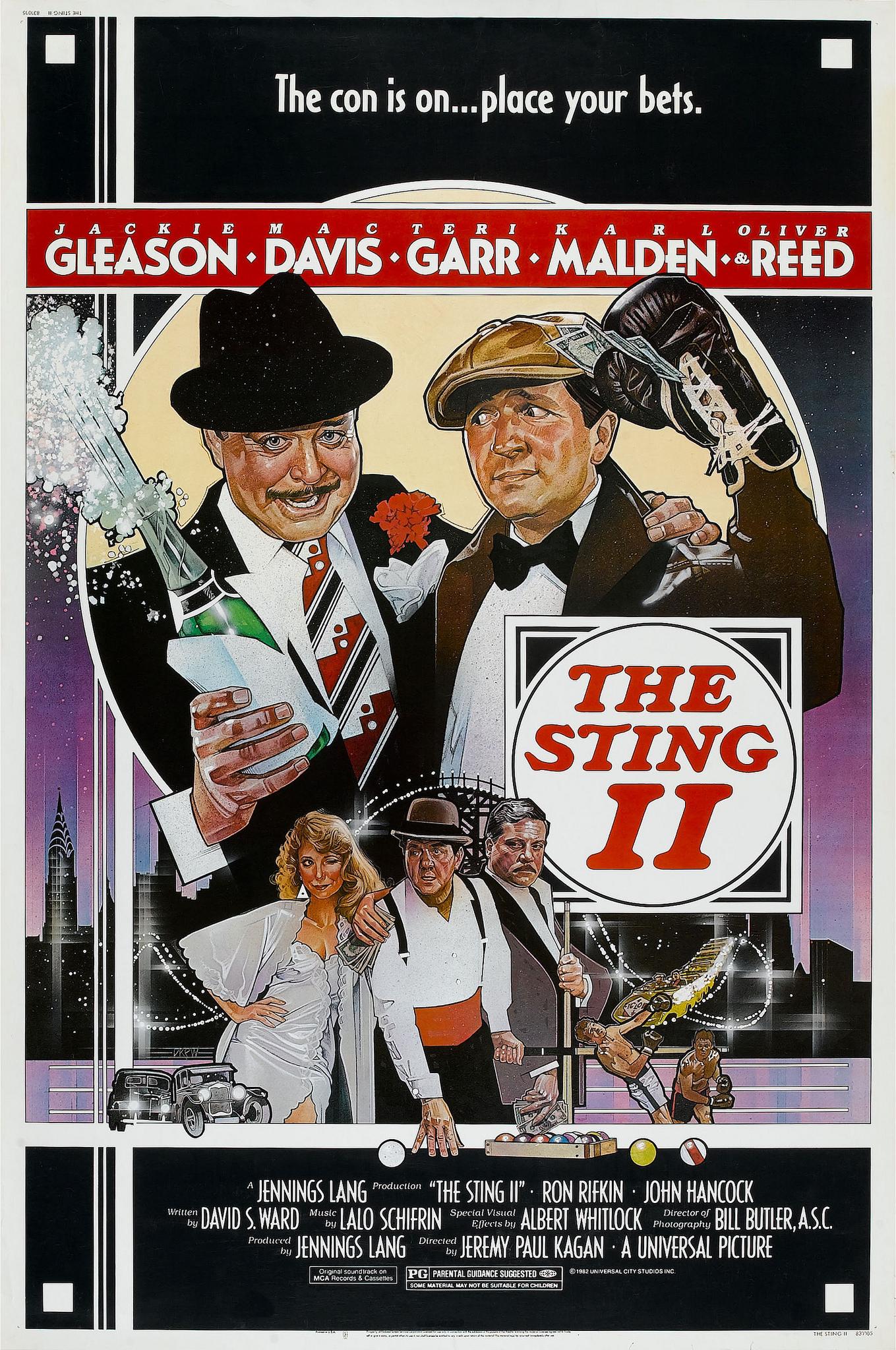 The Sting II (1983) - IMDb