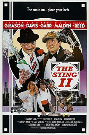 Where to stream The Sting II