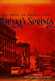 Whiskey Springs Poster