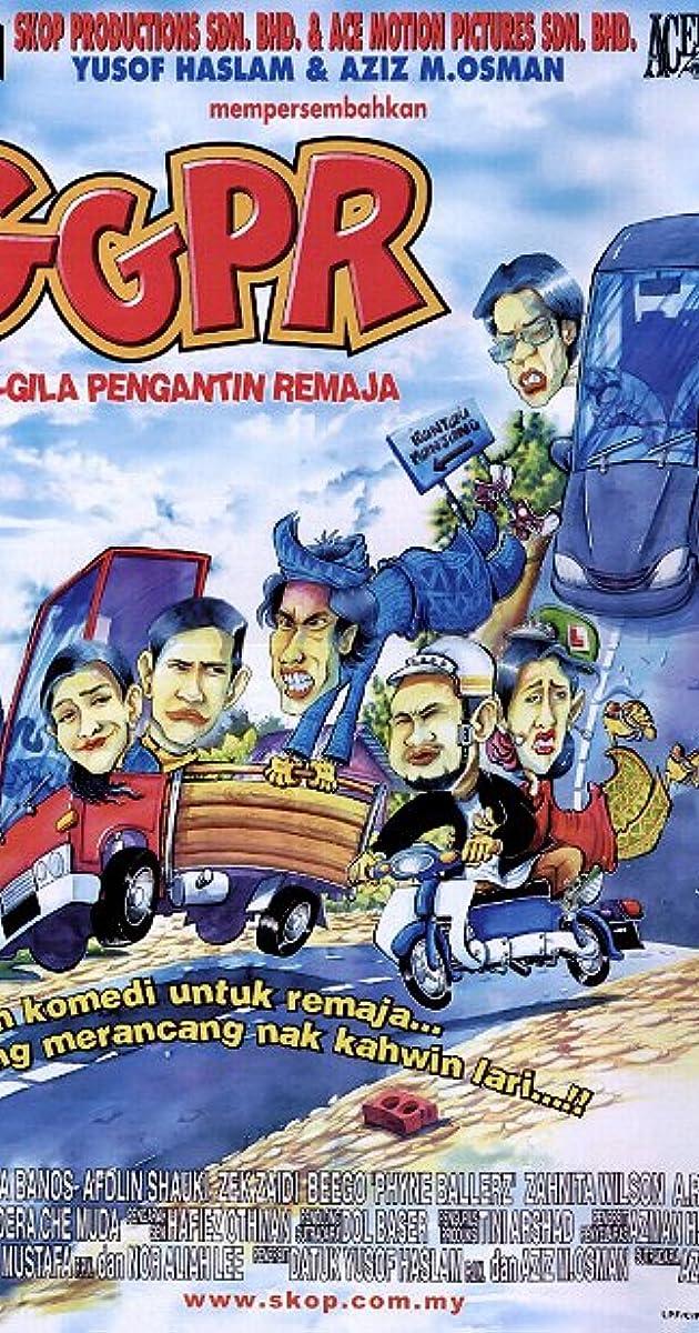 Gila-Gila pengantin remaja (2004) - IMDb