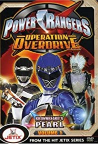 Primary photo for Power Rangers - Operation Overdrive Vol.1 Brownbeard's Pearl